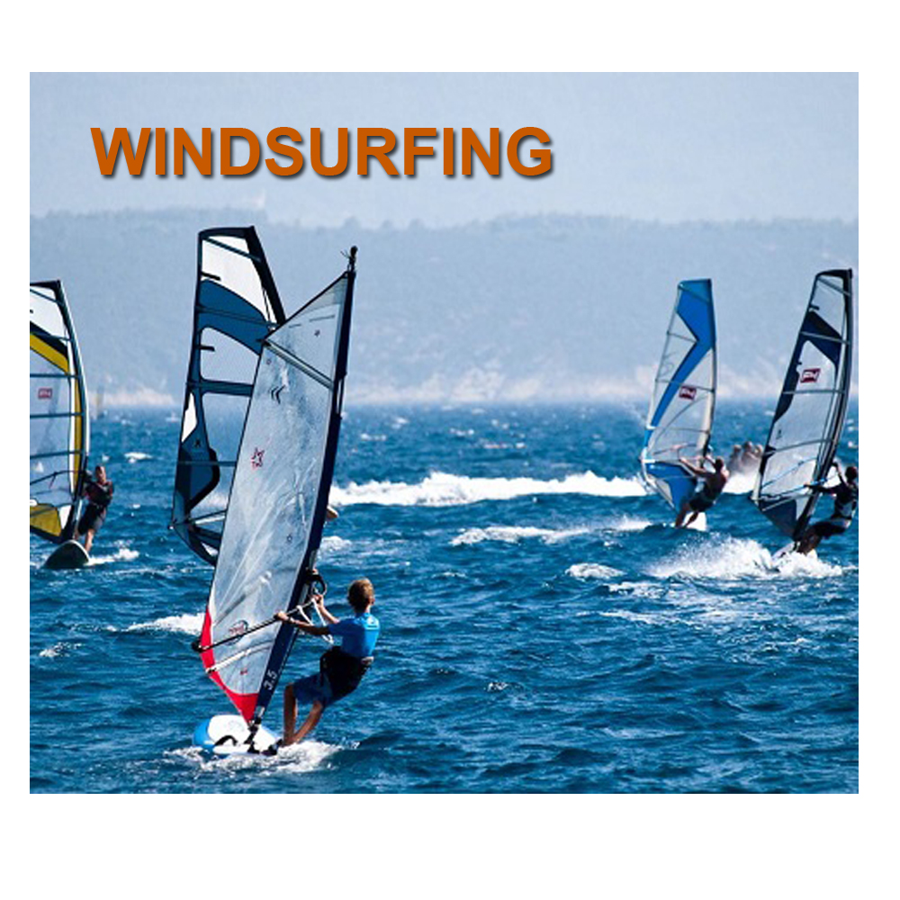Learn Windsurfing