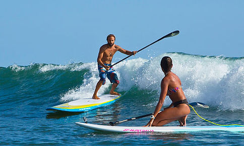 Captain Kirk's is a premier Kitesurfing, Windsurfing, Stand Up Paddle-boarding store