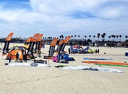 Flysurfer Pro Center. Flysurfer Kiteboarding in California
