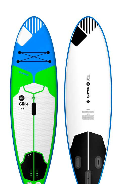 Quatro SUP Glide Air Inflatable 2018