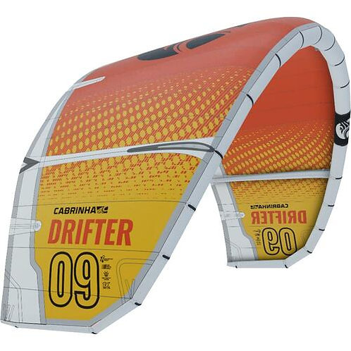 01 Cabrinha Drifter Kiteboarding Kite