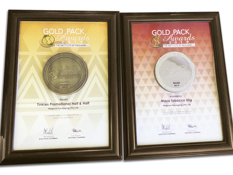 Gold Pack Awards 2019