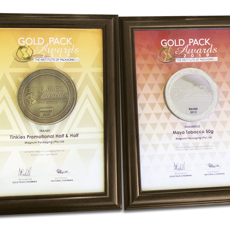 Gold Pack Awards 2019