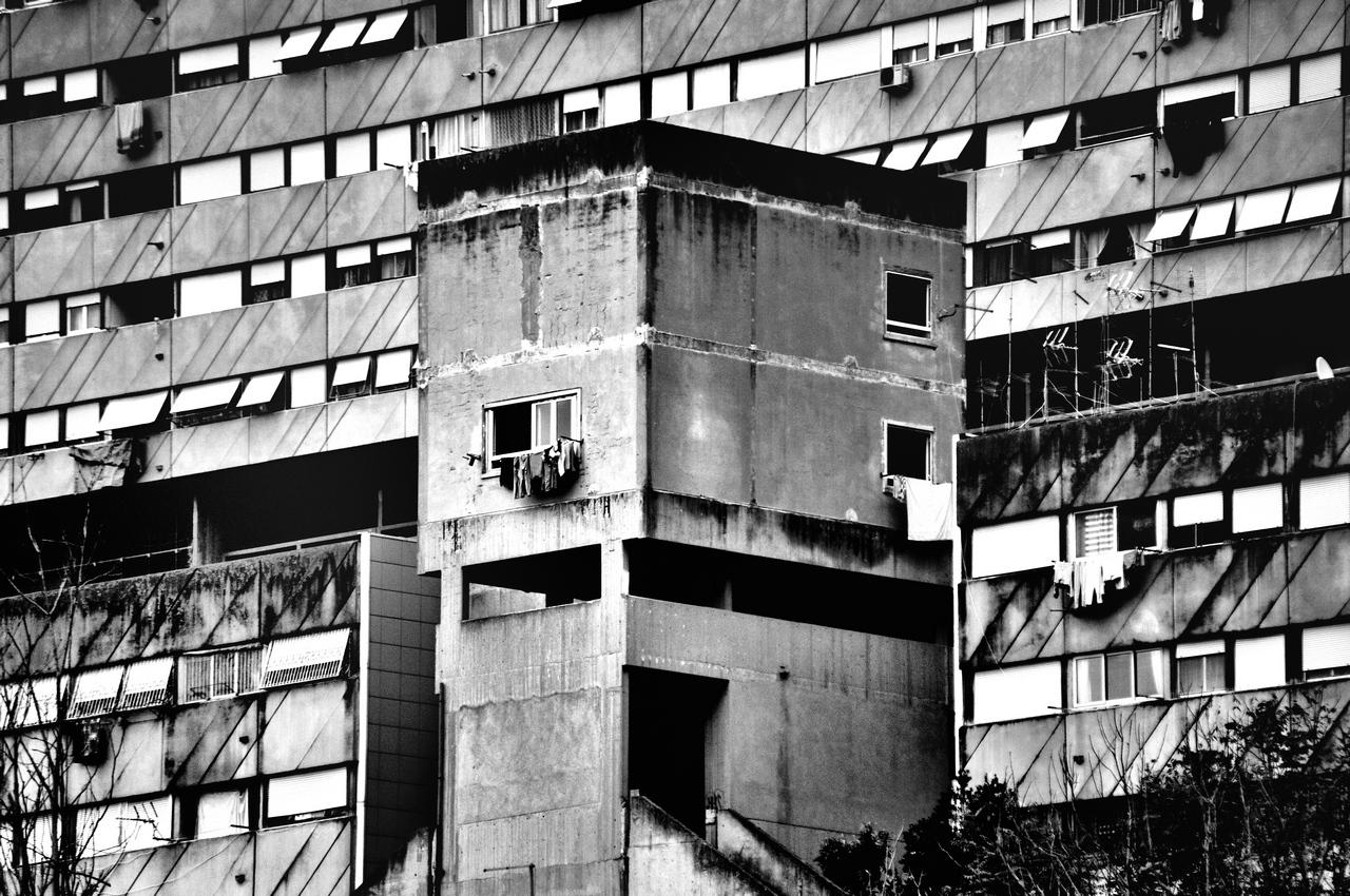 7  Dystopia Landscape Vincenzo Pisani