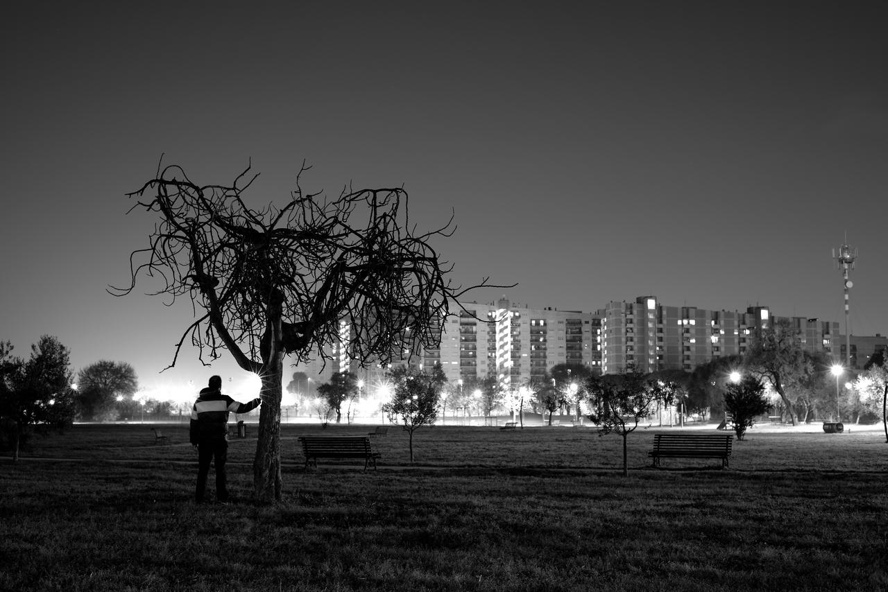 27 Dystopia Landscape Vincenzo Pisani