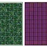 Modulo fotovoltaico policristallino Spec