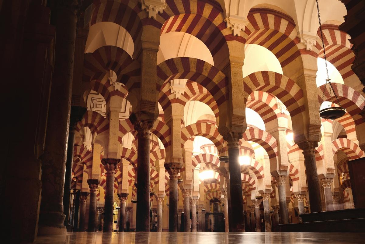 Mezquitade Córdoba, 2.00 pm