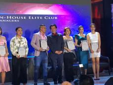 DMCI Homes表彰式2