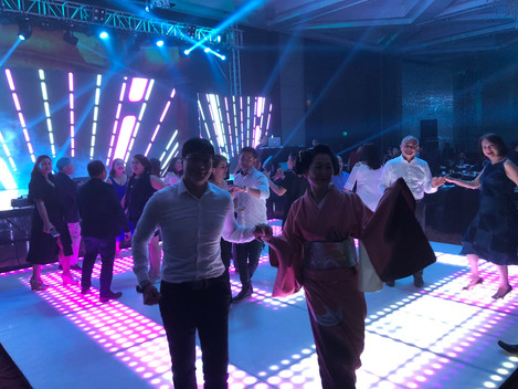 DMCI Homesダンスパーティ