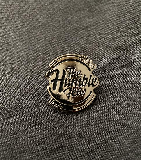 Humble Enamel Pin