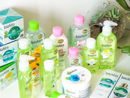 Představení kosmetické značky Bioten CZ/SK