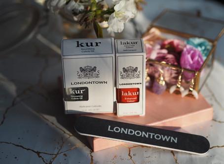 Laky na nehty Londontown - zdravější péče o nehty