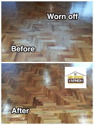 Parquet Flooring Wear and Tears