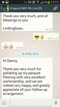 2014-05-18 Enquiry1601 Mr Lim ES