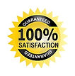 Our Clients' Satisfactory index 100%