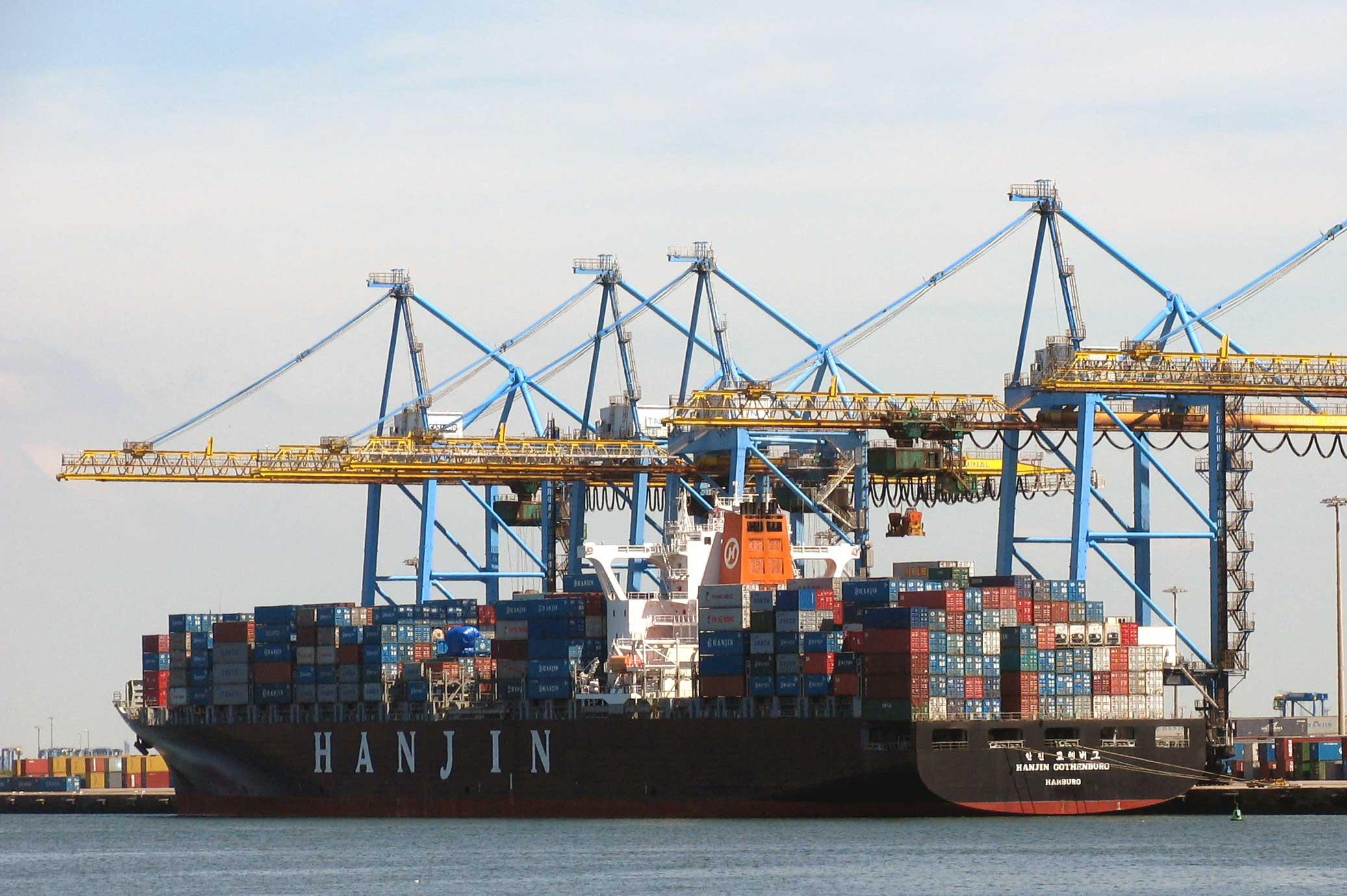 Assurer la logistique à l'international