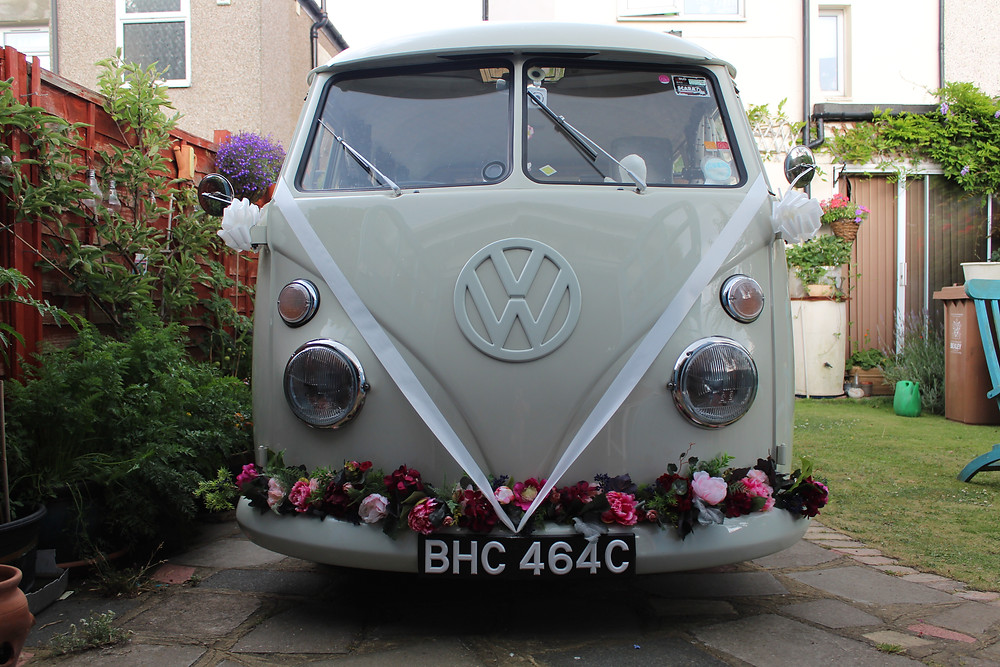 wedding campers