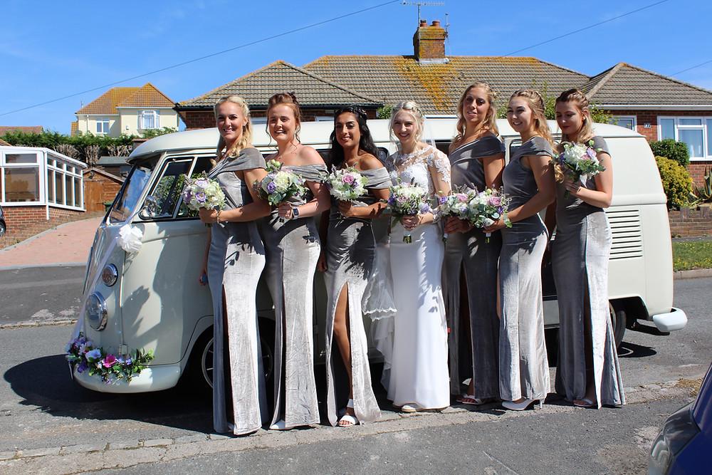 wedding car bromley