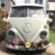 wedding car london