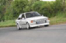ford escort wedding car hire