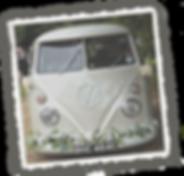 vintage wedding car kent