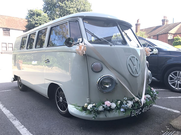 wedding car hire ashford