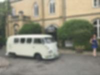 Wedding car in Hounslow