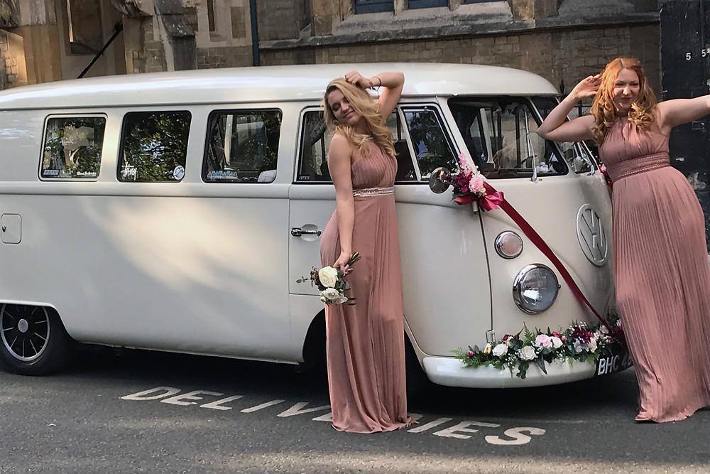 wedding car greenwich