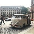 vintage wedding car surrey