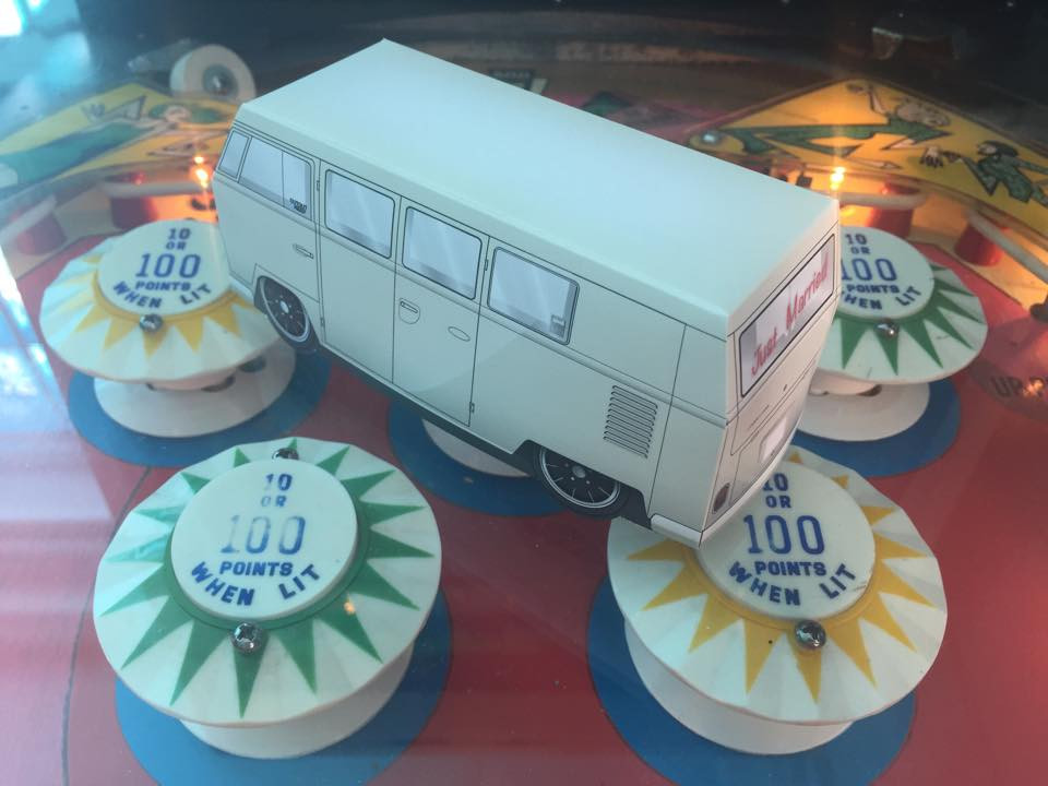 VW camper wedding hire Kent, London, Essex, Surrey and Sussex