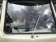 Wedding Beetle hire, available in London, Kent, Sussex, Essex and Surrey