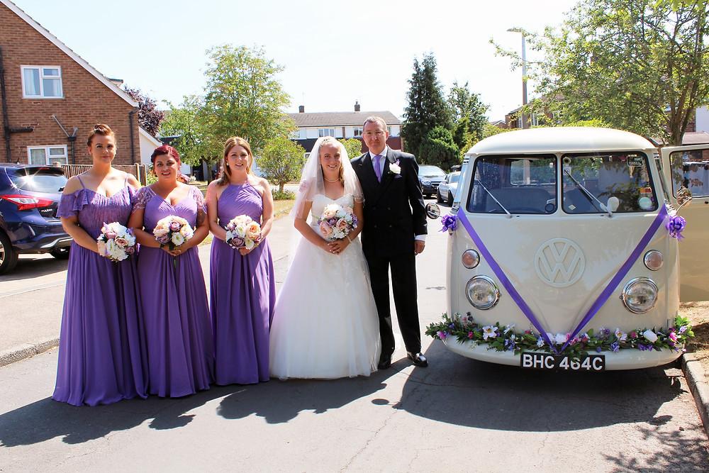 wedding car bexley