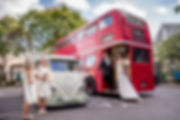 unusual wedding cars, vw camper wedding hire, wedding camper van, quirky wedding car kent, quirky wedding car london