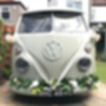 hire vw wedding cars