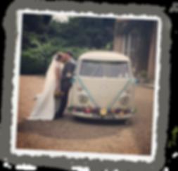 unusual wedding car