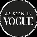 vogue cars for weddings logo