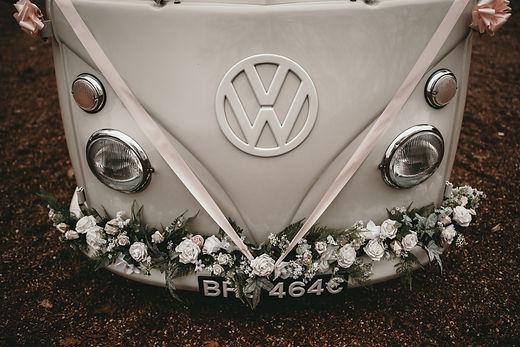 vintage wedding car hire basildon