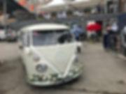 vintage wedding car bexley