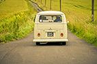 Retro wedding car hire VW camper