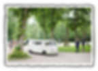 unusual wedding car, vw campervan wedding hire