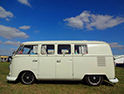 VW Camper wedding car hire London, Surrey, Kent and Essex.