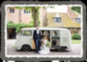 vintage wedding cars kent, vw campervan wedding hire kent, wedding cars prices