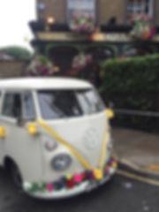 wedding car camden