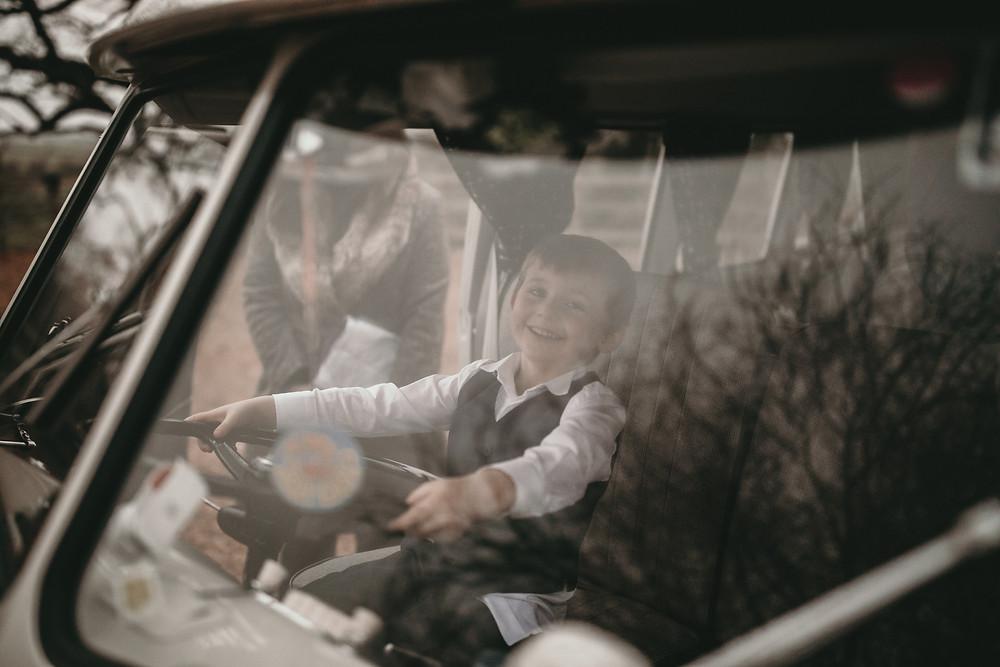 retro wedding car hire vw camper van london kent
