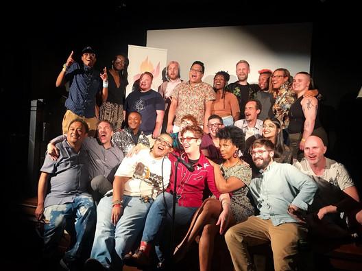 Capturing Fire Queer Poetry Slam