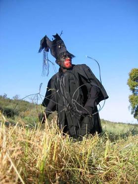 J Carlos Díaz as The Black Dwarf
