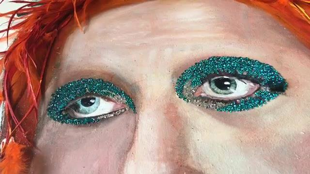 Part 2 : David Bowie Portrait