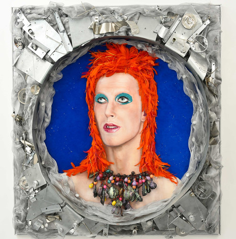 Bowie In Space