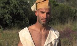 Hugo Loureiro in O Castelo Preto