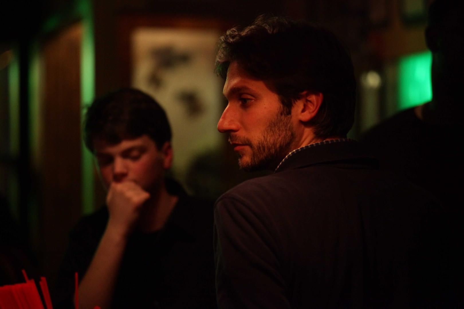 Aaron & Mark
